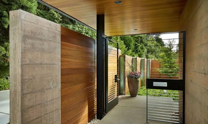 Beautiful Houses Courtyard House
