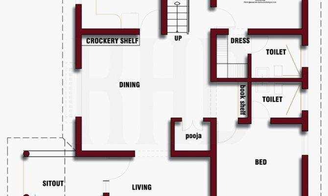 Beautiful Kerala House Floor Plan Home