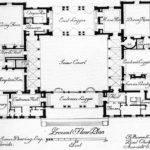 Beautiful Mexican Hacienda House Plans Danutabois