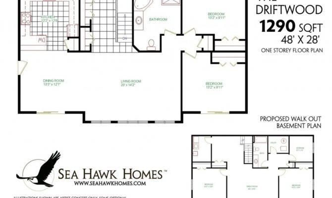 Beautiful One Story House Plans Finished Basement