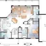 Beautiful Open Floor Plan Master
