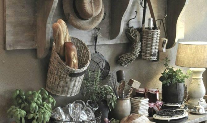 Beautiful Rustic Country Farmhouse Decor Ideas