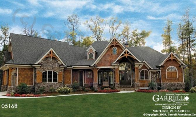 Beautiful Rustic Style House Plans Ranch
