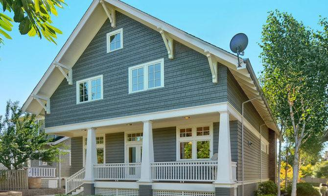 Beautiful Seattle Craftsman House