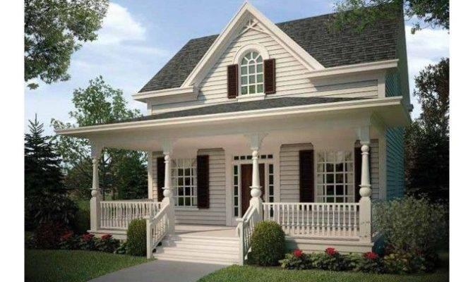 Beautiful Small Farm House Plans