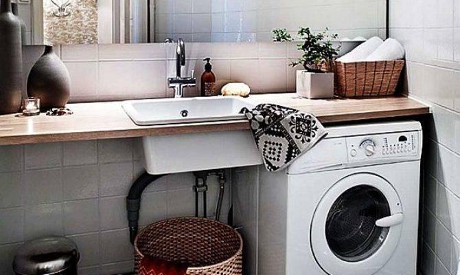 Beautiful Small Laundry Room Design Ideas