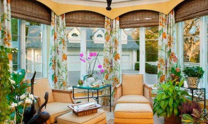 Beautiful Sunroom Design Ideas