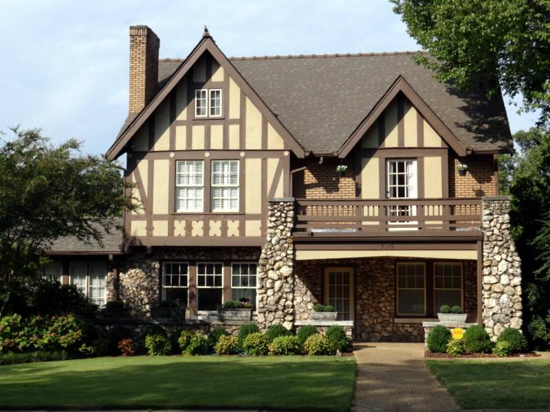 Beautiful Tudor Style Home Forest Park Birmingham Alaba