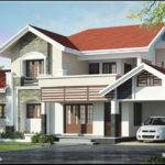 Beautifully Designed Luxury Villa Exterior House Design Plans