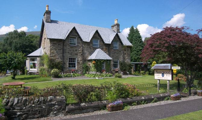 Bed Breakfast Perthshire Scotland Mansewood Country House