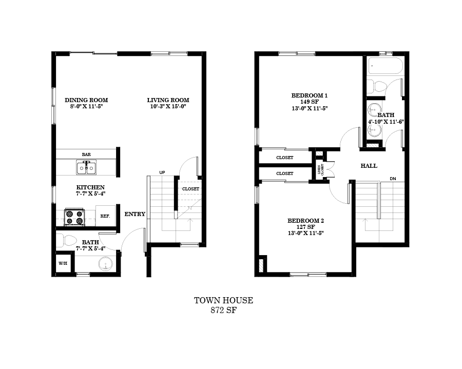 Bedroom Apartment Building Floor Plans Lane