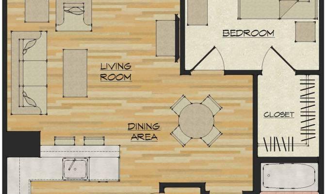 Bedroom Apartments Flats North Haven