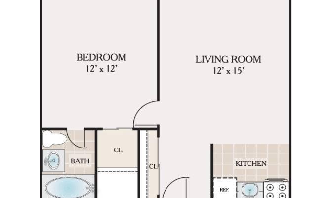 Bedroom Apartt Floor Plan Wiring Diagram