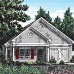 Bedroom Bathroom Country Cottage House Plans Home Garage