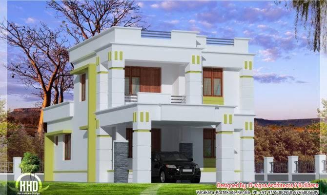Bedroom Budget Home Design Feet Kerala