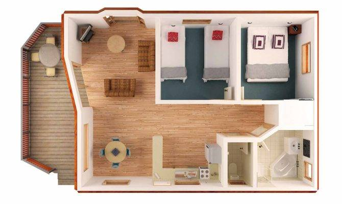 Bedroom Bungalow Floor Plan Nigeria Joy Studio Design