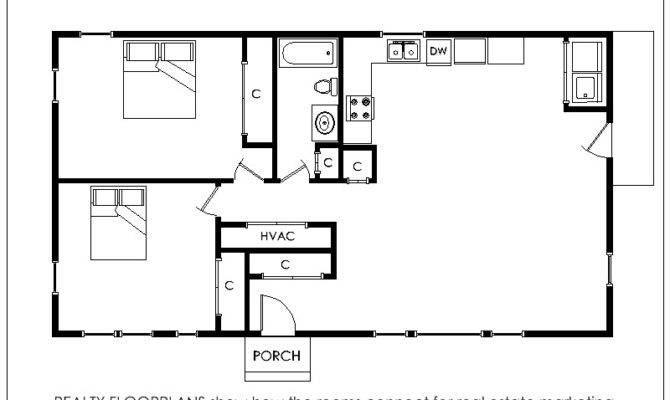 Bedroom Bungalow Floor Plan Quotes