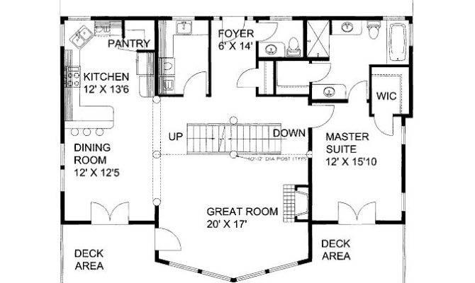 Bedroom Cabin Floor Plans Duplex House Metal Home