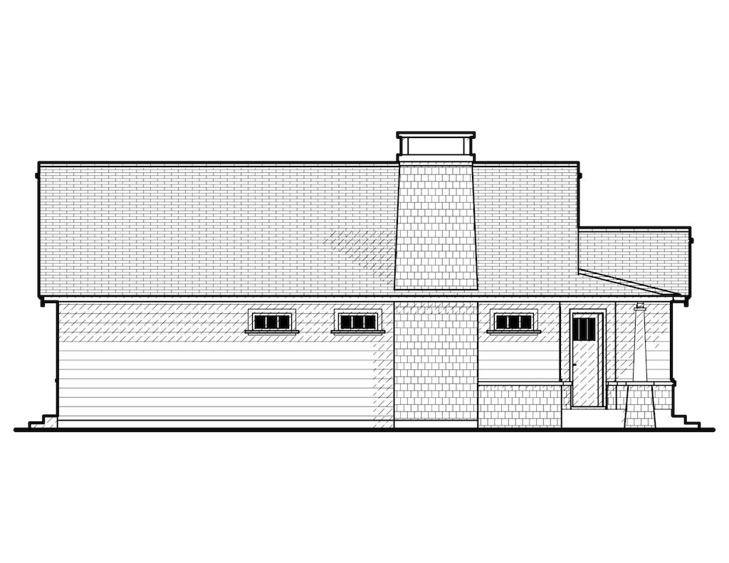 Bedroom Cottage House Plans