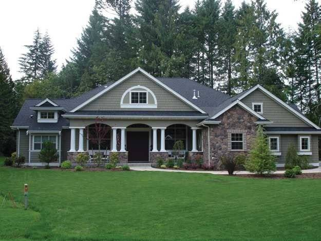 Bedroom Craftsman Style House Plans Archives New Home