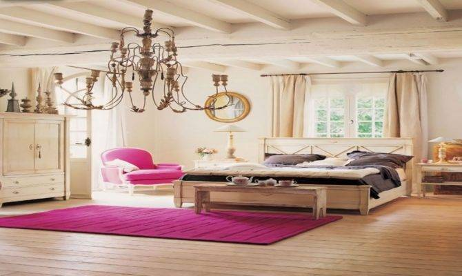 Bedroom Design Classic Country Living