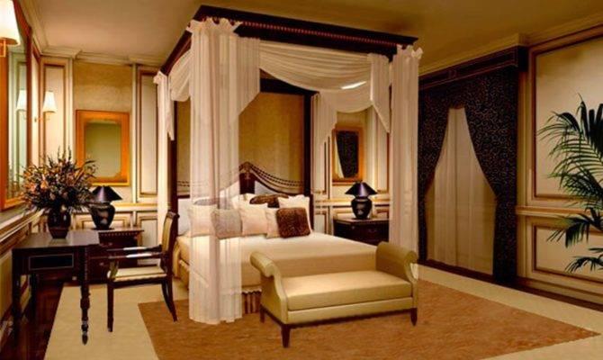 Bedroom Designs Interior Romantic Luxury