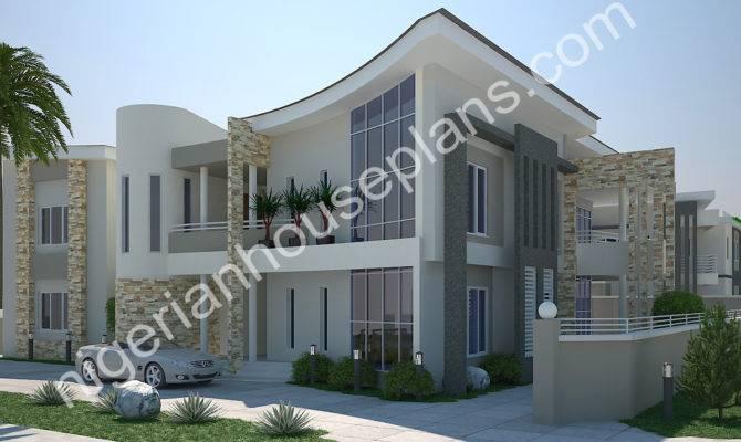 Bedroom Duplex Archives Nigerianhouseplans