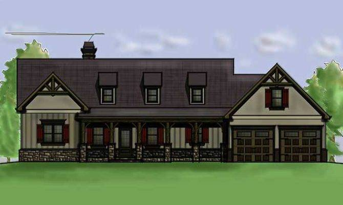 Bedroom Floor Plan Ranch House Max Fulbright
