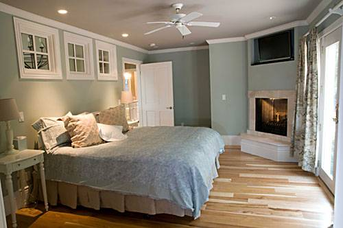 Bedroom Gas Fireplace Best