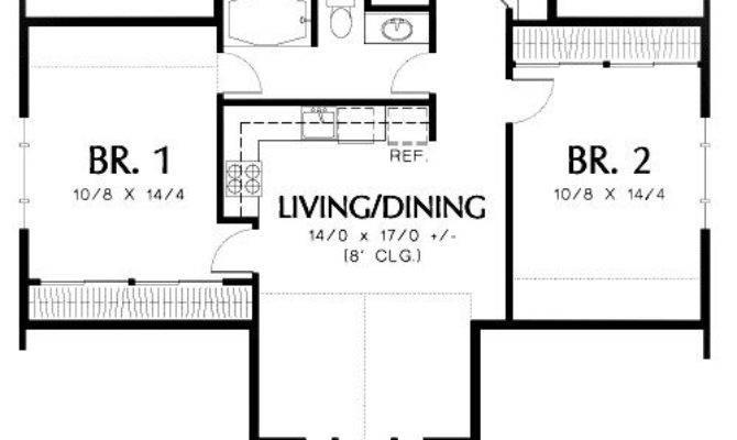 Bedroom Guest House Floor Plans Luxury