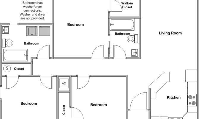 Bedroom House Floor Plans Foto Artis Candydoll