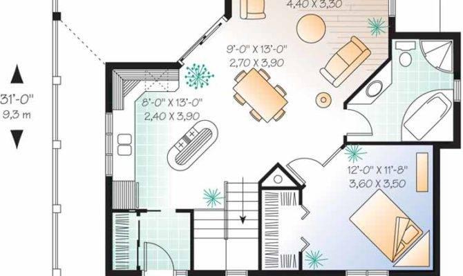 Bedroom House Plans Basement Real Estate
