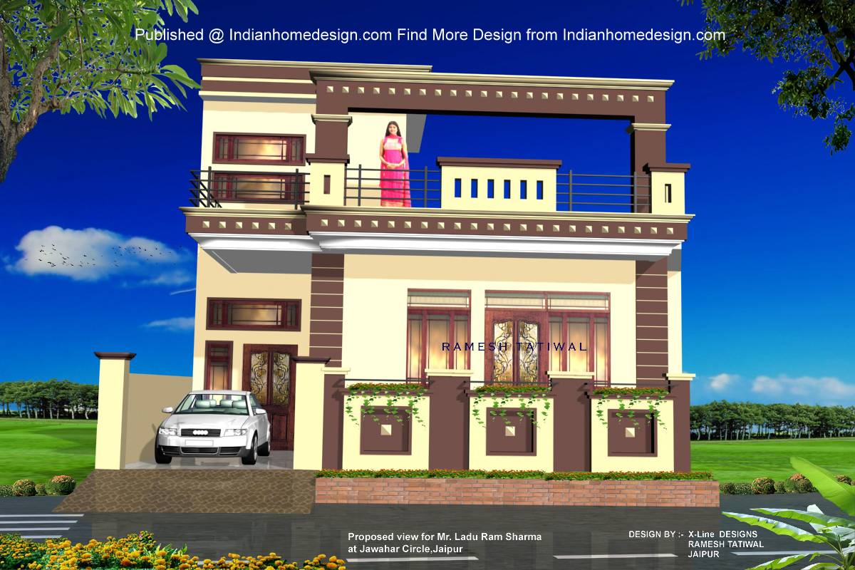 Bedroom House Plans India