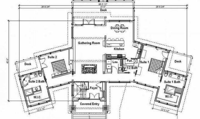 Bedroom House Plans Master Suites
