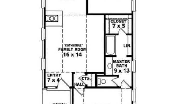 Bedroom House Plans Narrow Lot Beautiful Best