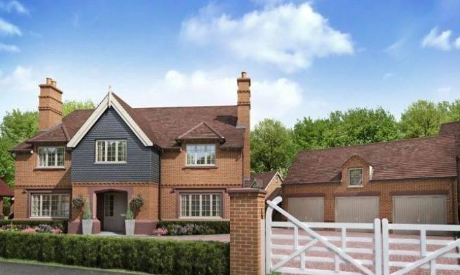 Bedroom House Sale New Build Stretton