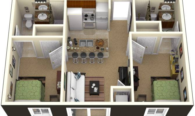 Bedroom Houses Ideas Home Designs
