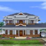 Bedroom Kerala Style Home Design Floor Plans