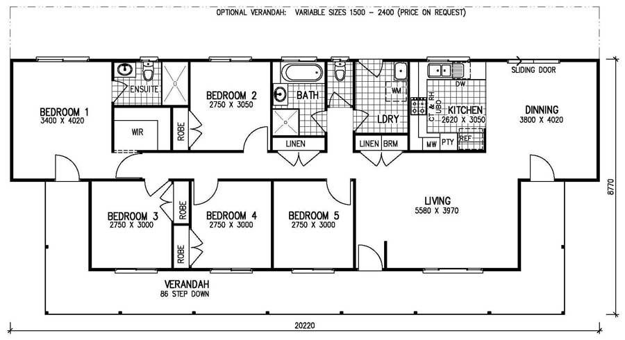 Bedroom Kit Home Karingal Mkiii Owner Builders