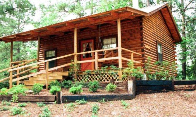 Bedroom Loft Log Cabin Retreat Artesian Lakes
