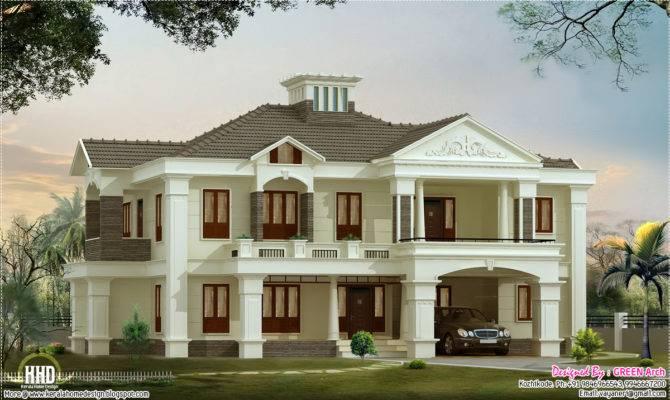 Bedroom Luxury Home Design Kerala