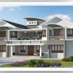 Bedroom Luxury Villa Design Plan Acube