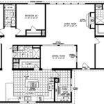Bedroom Modular Home Plans Smalltowndjs