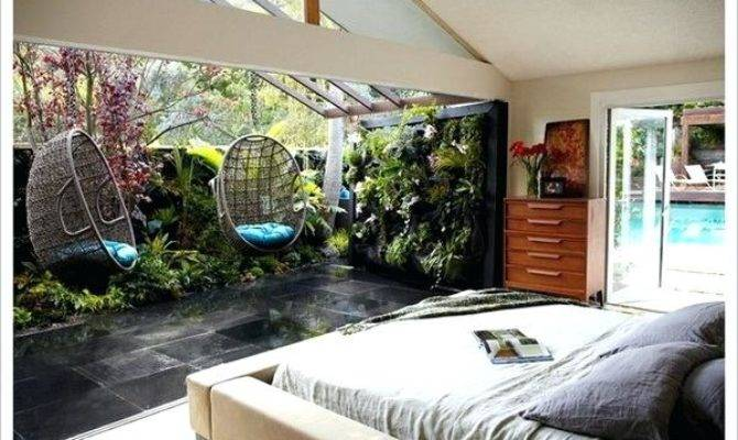 Bedroom Nature Themed Creating