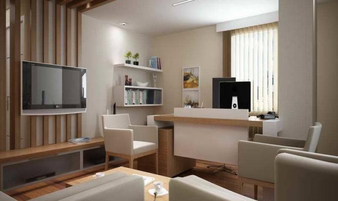 Bedroom Office Designs Tips Decorating