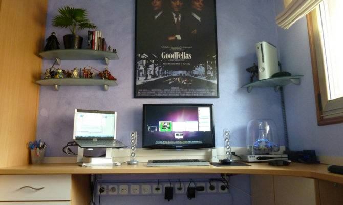 Bedroom Office Ideas Home Interiores