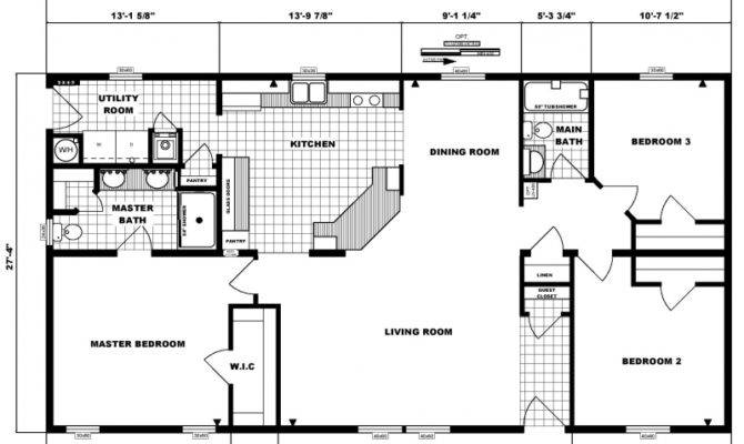 Bedroom Ranch Style Floor Plans Photos Video