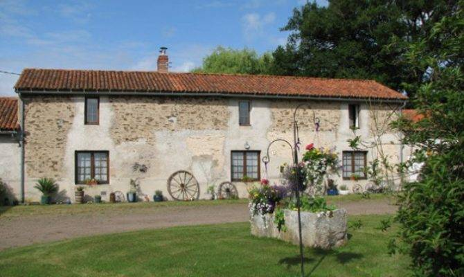 Bedroom Renovated Country House France Limousin Bellac