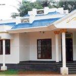 Bedroom Single Floor House Home Kerala Plans
