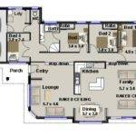 Bedroom Split Level House Plans